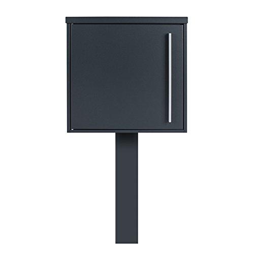 briefkastenst nder anthrazit. Black Bedroom Furniture Sets. Home Design Ideas