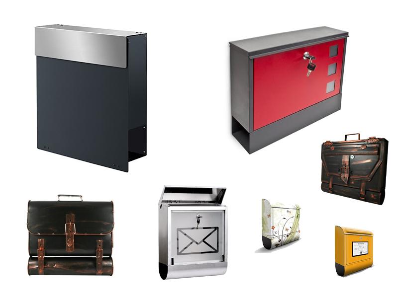 Designer Briefkasten